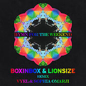 Hymn For The Weekend (Cover Remix) de Boxinbox
