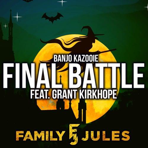 Banjo Kazooie Final Battle de FamilyJules