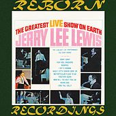 The Greatest Live Shows on Earth (HD Remastered) de Jerry Lee Lewis