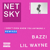 I Don't Even Know You Anymore (Remixes) de Netsky