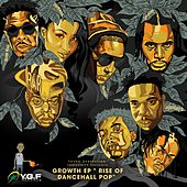 Growth EP - Rise Of Dancehall Pop by Various Artists