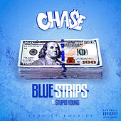 Blue Strips (feat. $tupid Young) von Cha$E