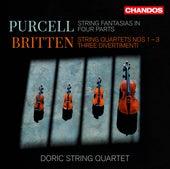 Britten & Purcell: Chamber Works for Strings de Doric String Quartet