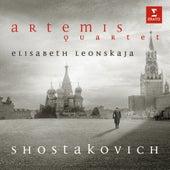 Shostakovich: String Quartets Nos 5, 7 & Piano Quintet von Artemis Quartet