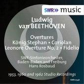 Beethoven: Overtures de SWR Symphonieorchester Baden-Baden und Freiburg