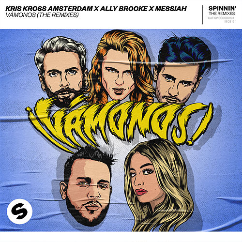 Vámonos (The Remixes) van Kris Kross Amsterdam