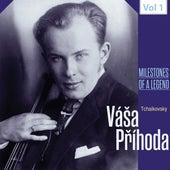 Milestones of a Legend - Váša Příhoda , Vol. 1 de Váša Příhoda