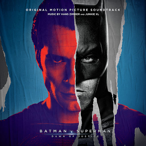 Batman v Superman: Dawn Of Justice (Original Motion Picture Soundtrack) (Deluxe) von Hans Zimmer