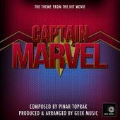 Captain Marvel - Main Theme by Geek Music