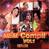 MEM Compil 100% Live, Vol. 1 by Various Artists