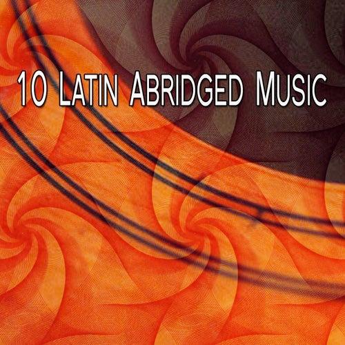 10 Latin Abridged Music de Instrumental