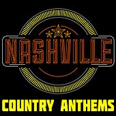 Nashville Country Anthems de Various Artists