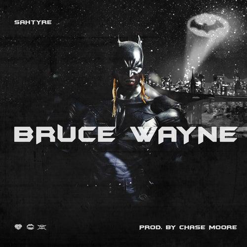 Bruce Wayne by Sahtyre