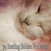 74 Resting Babies for Peace von Rockabye Lullaby