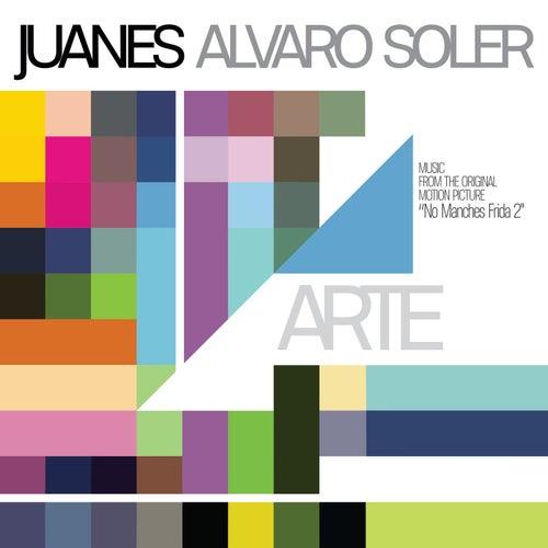 """Arte (From """"No Manches Frida 2"""" Soundtrack) de Juanes & Alvaro Soler"""