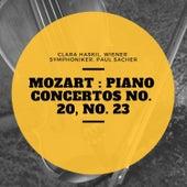 Mozart : Piano Concertos No. 20, No. 23 de Clara Haskil