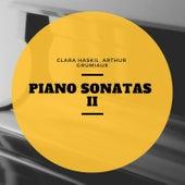 Piano Sonatas II de Clara Haskil