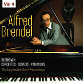 The Legendary Early Recordings: Alfred Brendel, Vol. 4 von Alfred Brendel