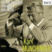 Karl Münchinger & The Stuttgart Chamber Orchestra, Vol. 3 de Germaine Vaucher-Clerc