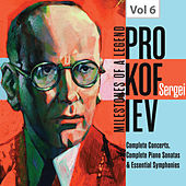 Milestones of a Legend: Sergei Prokofiev, Vol. 6 de Various Artists