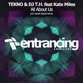 All About Us (feat. Kate Miles) by Das Tekno