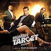 Human Target: Season 1 (Original Television Soundtrack) by Bear McCreary