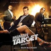 Human Target: Season 1 (Original Television Soundtrack) de Bear McCreary