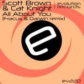 All About You (Fracus & Darwin Remix) de Scott Brown