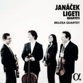 Janáček & Ligeti: Quartets de Belcea Quartet
