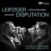 Leipziger Disputation by Various Artists