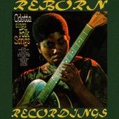 Sings Folk Songs (HD Remastered) by Odetta