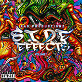 Rad Productionz Side Effects, Vol. 1 de Various Artists