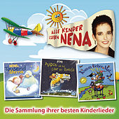 Alle Kinder lieben Nena: Die Kinderlieder-Box de Various Artists