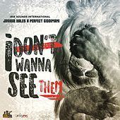 I Don't Wanna See Them (feat. Perfect Giddimani) - Single by Joshua Hales