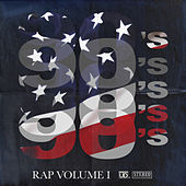 90's Rap, Vol. 1 de Various Artists