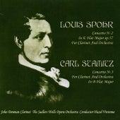 Louis Spohr: Concerto No. 2 in E-Flat Major Op. 57 - Carl Stamitz: Concerto No. 3 in B-Flat Major von Hazel Vivienne John Denman