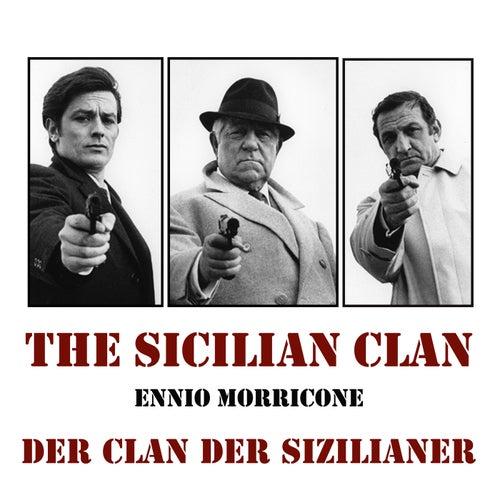 Der Clan der Sizilianer - Single van Ennio Morricone