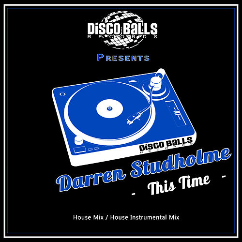 This Time de Darren Studholme