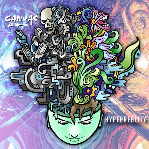 Hyperreality von Canvas
