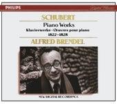 Schubert: Piano Sonatas - in G, D894, in C, D.840 by Alfred Brendel