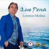 Qué Pena de Lorenzo Molina