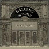 Music Store von Don Gibson