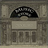 Music Store von June Christy
