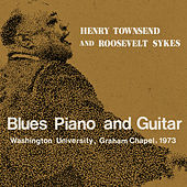 Blues Piano And Guitar (Live) de Henry Townsend