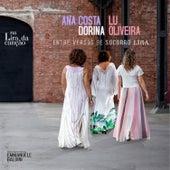 Na Lira da Canção - Ana Costa, Dorina e Lu Oliveira Entre Versos de Socorro de Ana Costa