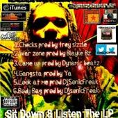 Sit Down & Listen The Lp de Kingca$H