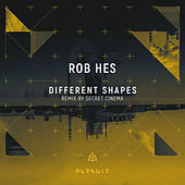Different Shapes by Rob Hes