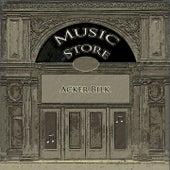 Music Store de Acker Bilk