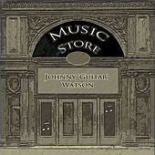 Music Store von Johnny 'Guitar' Watson