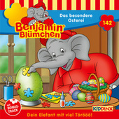 Folge 142: Das besondere Osterei von Benjamin Blümchen
